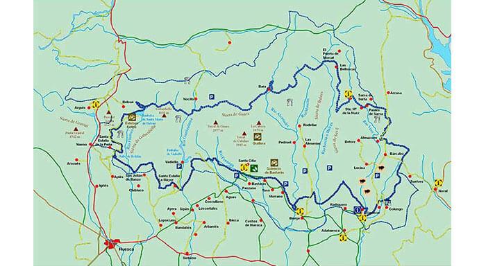 Cartografía para el GOBIERNO DE ARAGÓN
