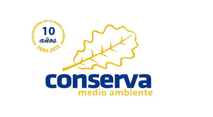 Imagen corporativa CONSERVA, Medio Ambiente.