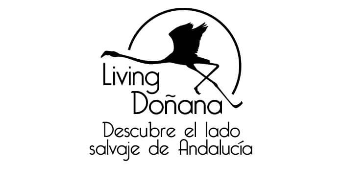 Logotipo LIVING DOÑANA