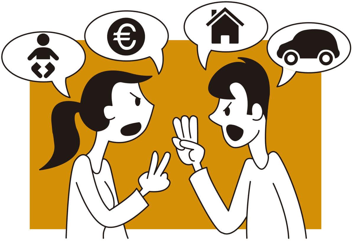 Diseño gráfico para publicidad mediacion familiar Mediacuerdo 2