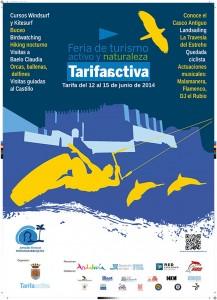 DISEÑO WEB EN SEVILLA: Cartel Feria Turismo y Naturaleza Tarifa