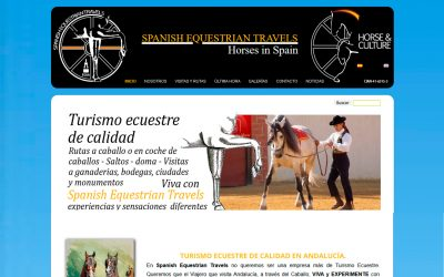 SPANISH EQUESTRIAN TRAVELS