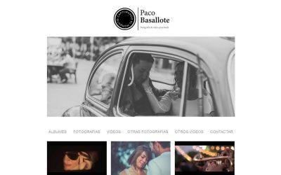 PACO BASALLOTE, FOTOGRAFÍA