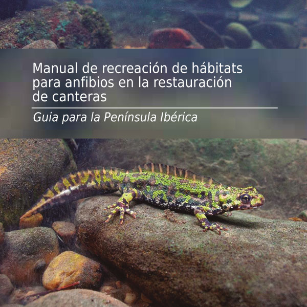 MANUAL DE RECREACIÓN DE HÁBITAT PARA ANFIBIOS.
